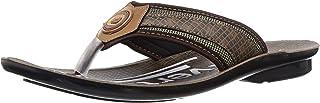 PARAGON Vertex Men's Beige Flip-Flops