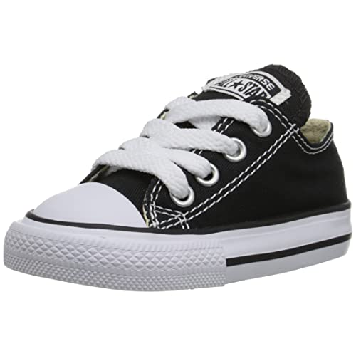b3ee708691c Converse Unisex-Child Chuck Taylor All Star Trainers Black
