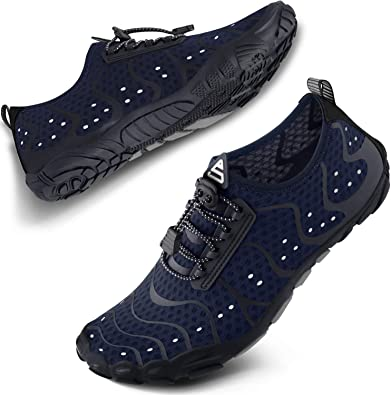 Seekway Quick Dry Aqua Sock Water Shoes $13.99 Coupon