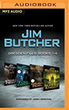 Jim Butcher - Dresden Files: Books 1-4: Storm Front, Fool Moon, Grave Peril, Summer Knight (The Dresden Files)