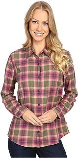 ROYAL ROBBINS Women's Cottonwood Plaid Long Sleeve