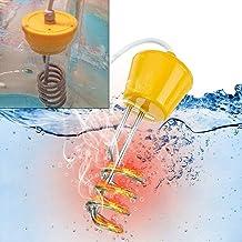 PRIT2016 3000W Heater Immersion Water Electric Portable Suspension Quick Hot Water Heater Immersion Heat Boiler Element Ne...