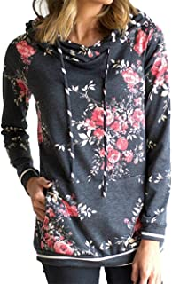 printed hooded shirt