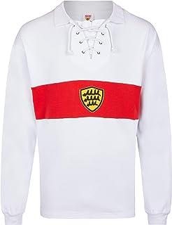 Score Draw Herren Retro - Trikot VfB Stuttgart – Offiziell Lizensiert | Retrotrikot 1928