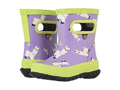 Bogs Kids Skipper Llamas (Toddler/Little Kid) (Lavender Multi) Girls Shoes