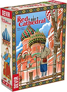 Red Cathedral Board Game