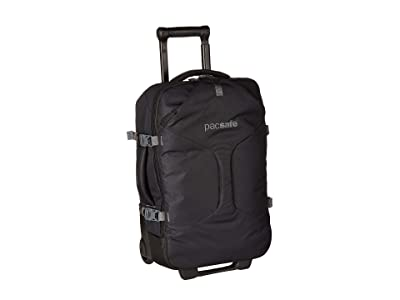 Pacsafe EXP21 Venturesafe Anti-Theft Wheeled Carry-On (Black) Carry on Luggage