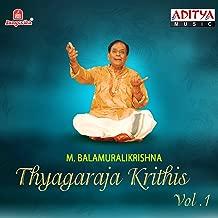 Thyagaraja Krithis - M. Balamuralikrishna, Vol. 1