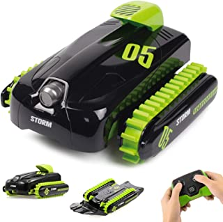 Cheerwing RC Car for Kids Remote Control Amphibious Stunt Car Waterproof Transformable Toys for Boys