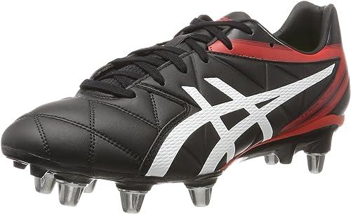 ASICS P617y9001, Hauszapatos de Rugby para Hombre