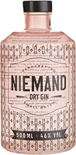 Niemand Small Batch Dry Gin 1 x 0.5 L