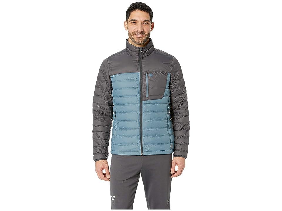 Mountain Hardwear Dynothermtm Down Jacket (Machine Blue) Men