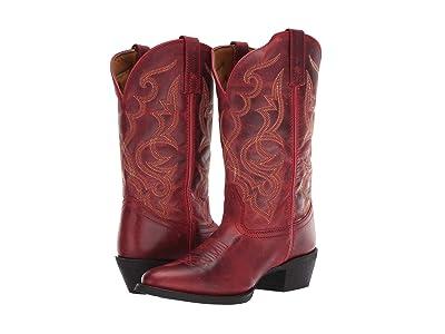 Laredo Maddie (Red) Cowboy Boots