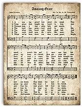 vintage hymn sheet music
