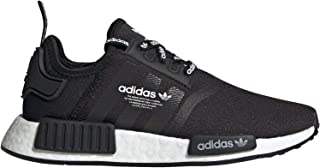 adidas NMD_R1 Shoes Kids', Black, Size 7