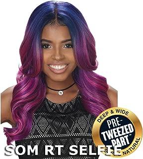 Sis Royal Pre-Tweezed Part Swiss Lace Front Wig - NOVA (SOM RT 4/BLONDE)