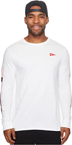 Hurley - JJF Nautic Long Sleeve Tee
