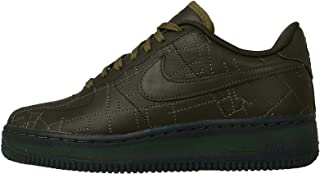 Womens Air Force 1 '07 Leather Court Fashion Sneakers
