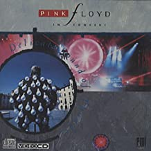 Pink Floyd In Concert Delicate Sound Of Thunder - Video CD