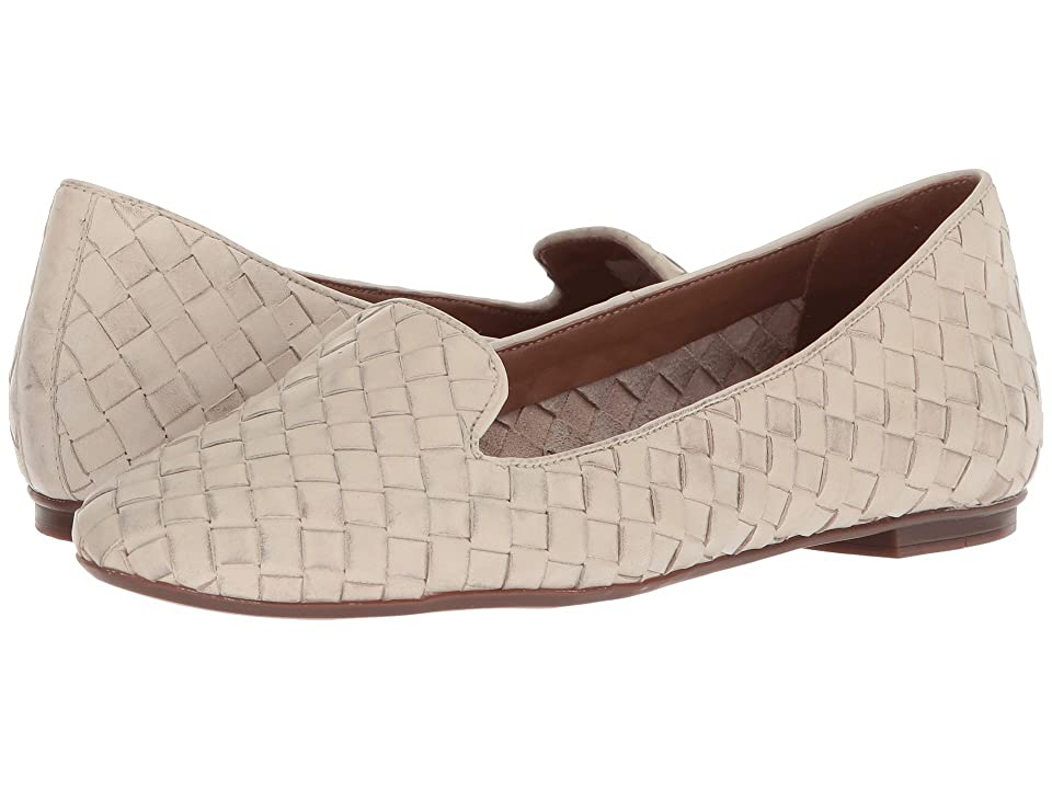 French Sole Admire (Bone Woven Leather) Women