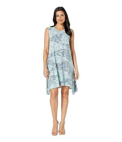 Nally & Millie Geo Multi Dress (Multi) Women