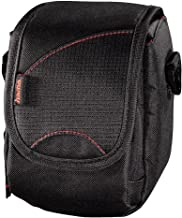 Hama | '90 Astana' Bag for Digital SLR Cameras with Lens & Accessories | Compatible with Sony, Panasonic, Nikon, Kodak, Canon & Many More | Black