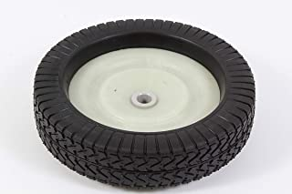 lawn sweeper wheel 44985