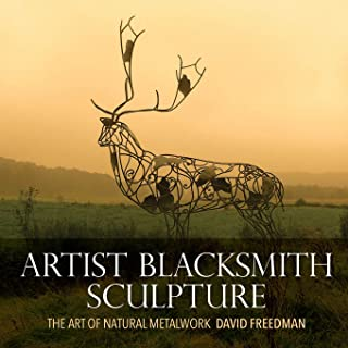 Artist Blacksmith Sculpture: The Art of Natural Metalwork