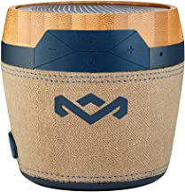 House of Marley Chant Mini - Portable Wireless Bluetooth Speaker, brown/navy