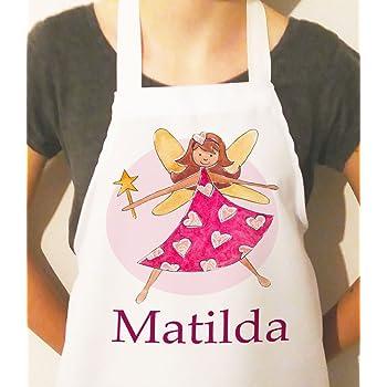 Personalized Name Toddler//Kids Ruffle T-Shirt Im Matilda Hello World