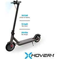 Hover-1 Journey Electric Folding Scooter (Black/White)