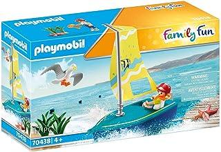 PLAYMOBIL Sailboat 70438 Beach Hotel Summertime