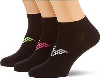 Emporio Armani Underwear, In-Shoe Casual - Juego de calcetines (3 unidades) para Hombre