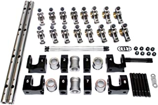 PRW 3239022 Stainless Steel 1.75 Ratio Rocker Arm System for Ford 352-428 FE