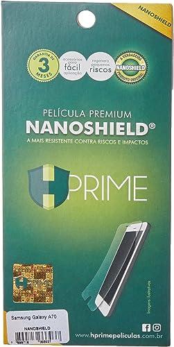 Pelicula HPrime NanoShield para Samsung Galaxy A70, Hprime, Película Protetora de Tela para Celular, Transparente