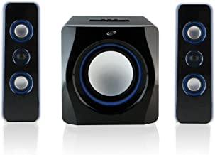 Best iLive Bluetooth Speaker System with Built-In Subwoofer, 7.28 x 8.86 x 7.28 Inches, Black (iHB23B) Review