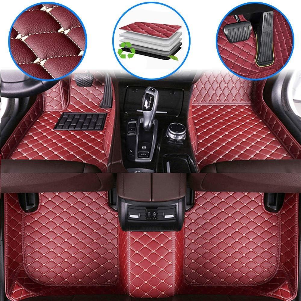 Ruberpig Car We OFFer at cheap prices Custom Floor Nippon regular agency Mats for Series 2018-2 G30 Sedan 5 BMW