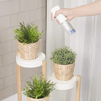 AIRAPHA Water Spray Bottle, Ultra Fine Mist Sprayer for Hair Care, Ironing, Cleaning, Gardening, 10oz/5.4oz