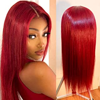 Best colored human hair wigs Reviews