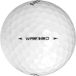 36 Callaway Warbird Near Mint Used Golf Balls - 3 dozen