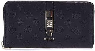 Luxury Fashion | Guess Womens SWSG7398630BLACK Black Wallet | Fall Winter 19
