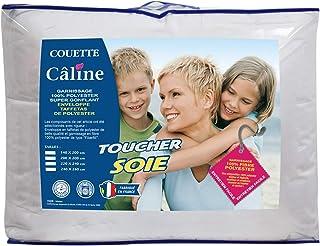 Couette Câline Tempérée Toucher Soie Pour 2 Personnes, 220x240 cm, KEA35