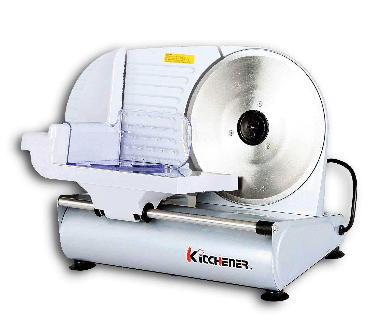 Kitchener 9 inch Professional Electric Stainless