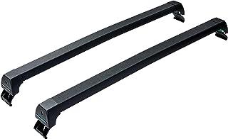 Rack Long Life Em Alumínio Vectra Sedan (A Partir De 2006 - Fixado Na Porta) (2 peças)