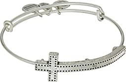Spiritual Armor Cross Bangle