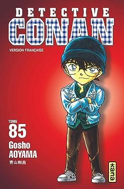 Détective Conan - Tome 85 (Shonen Kana) (French Edition)