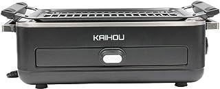 カイホウジャパン スモークレス 焼肉ロースター ブラック KH-BBQ100 BK