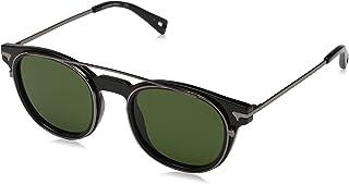 نظارة شمسية بتصميم دائري وعدسات غير مستقطبة للبالغين من الجنسين من جي ستار، 145 - 19307231
