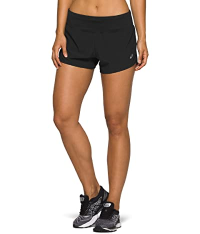 ASICS Road 3.5 Shorts (Performance Black) Women
