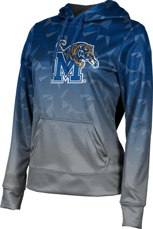 ProSphere University of Memphis Girls' Pullover Hoodie, School Spirit Sweatshirt (Maya)